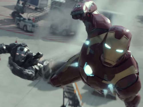 "Captain America: ""Civil War"" - der Trailer ist da"