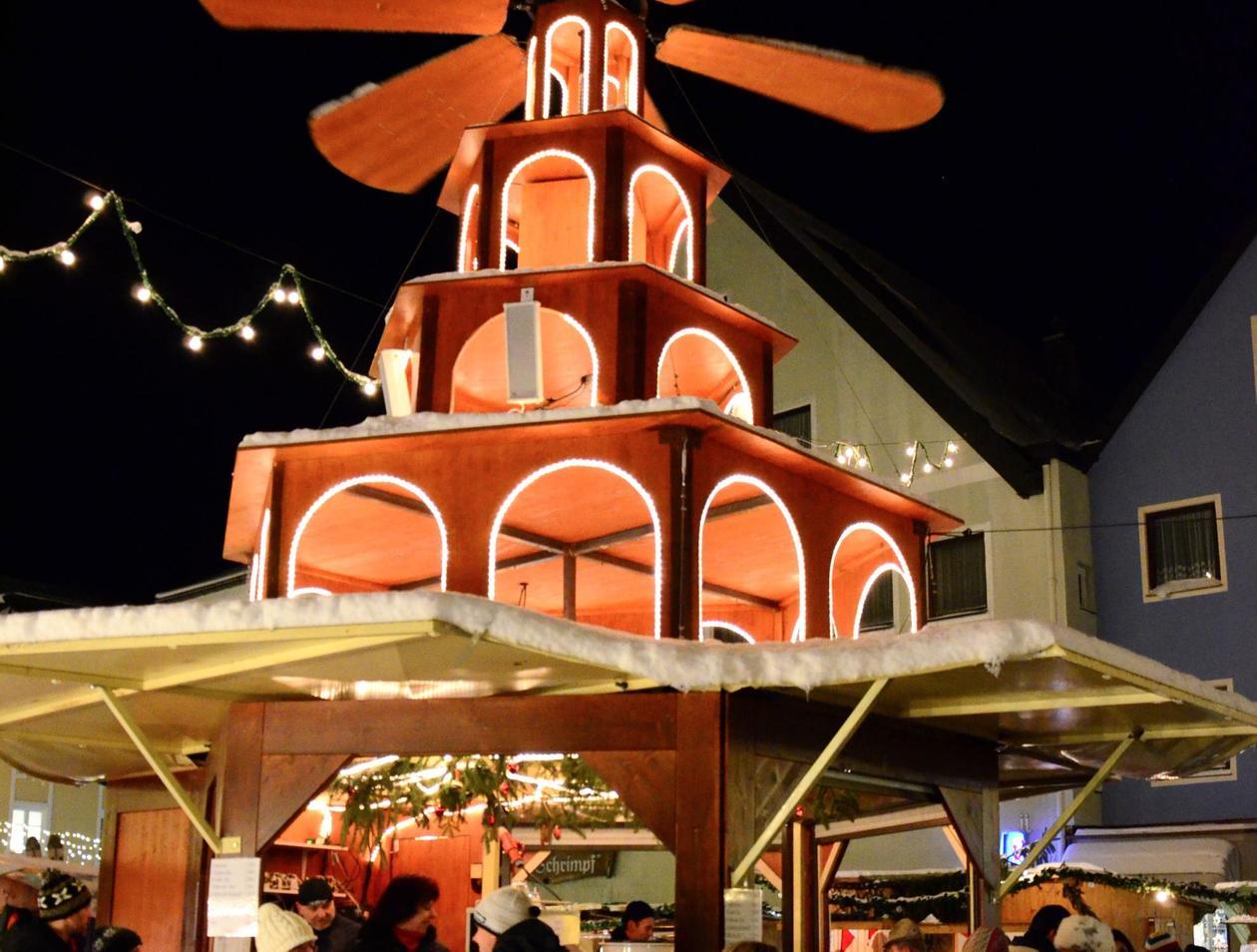 Schongau Weihnachtsmarkt.Schongauer Weihnachtsmarkt So Lange Wie Noch Nie Eröffnung Am