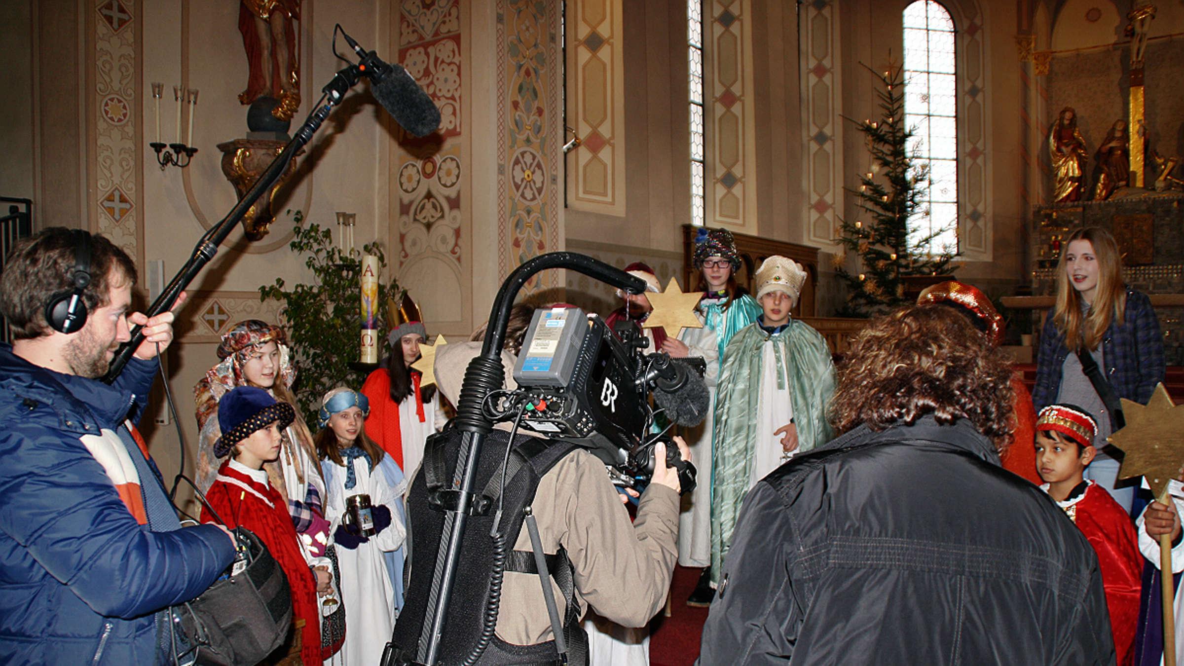 Muslimische Sternsinger In Dietmannsried Kempten