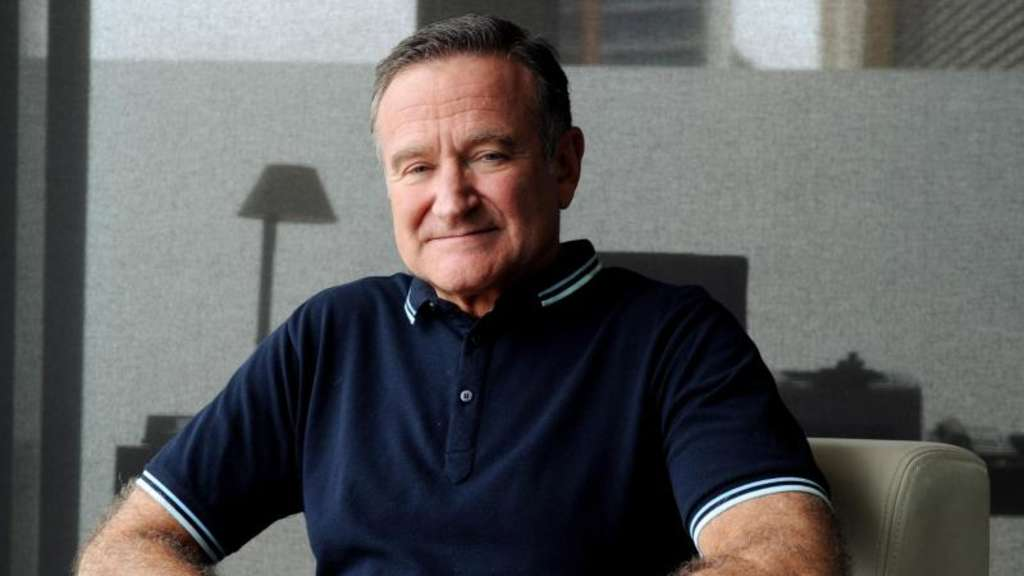 In Gedenken an Robin Williams - ein Tunnel trägt seinen Namen. Foto: Tracey Nearmy