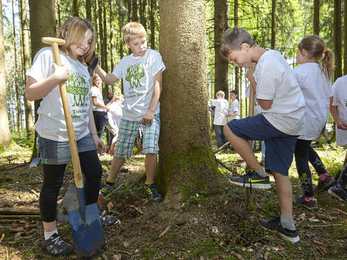 """Plant-for-the-Planet-Akademie"" in Kempten"