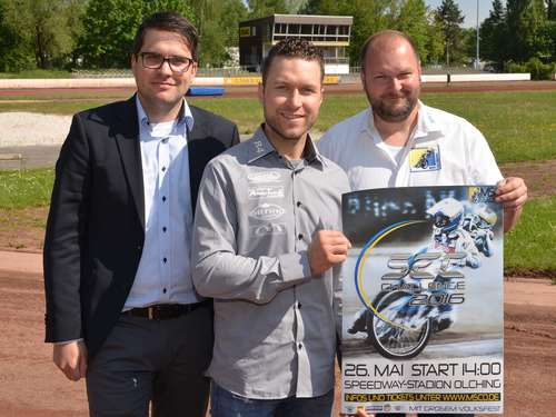 Speedway Euro Championship Challenge in Olching