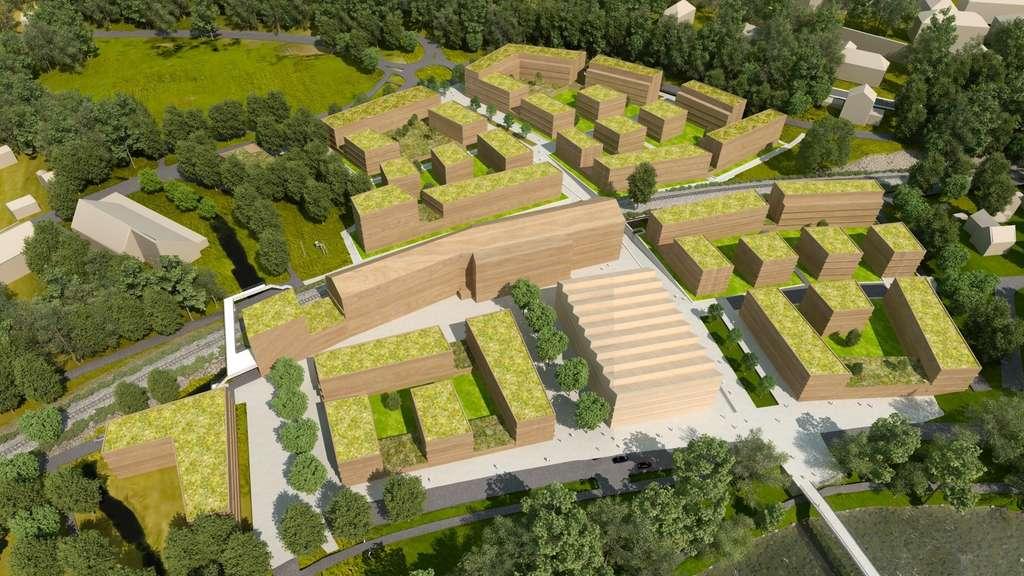 Ehemalige Pflugfabrik: 58.800 Quadratmeter Wohnfläche