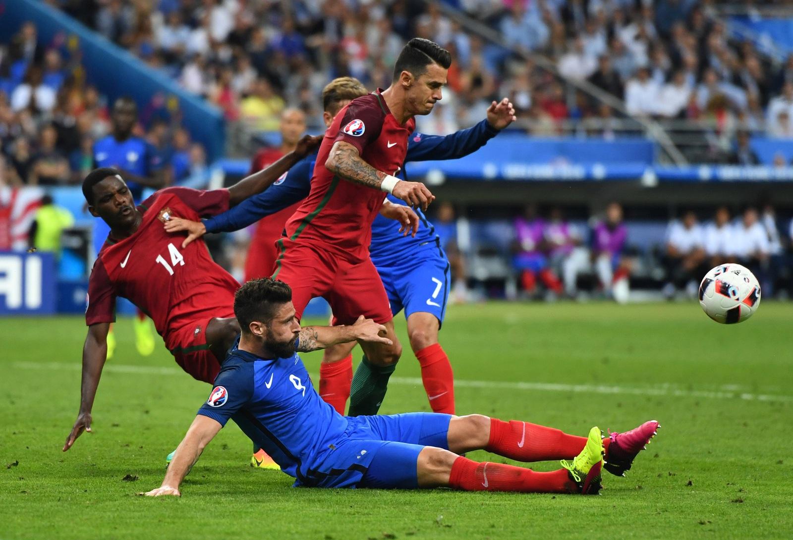 Frankreich Portugal