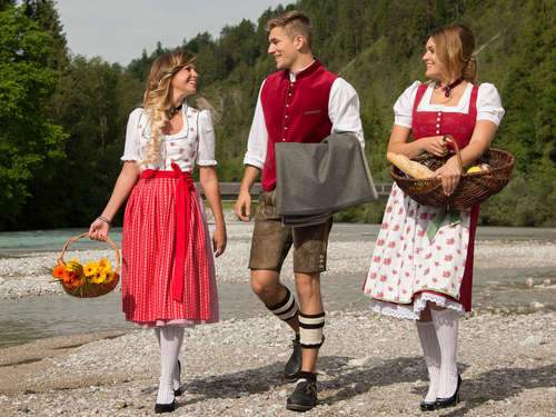 Traditionelles fürs Volksfest