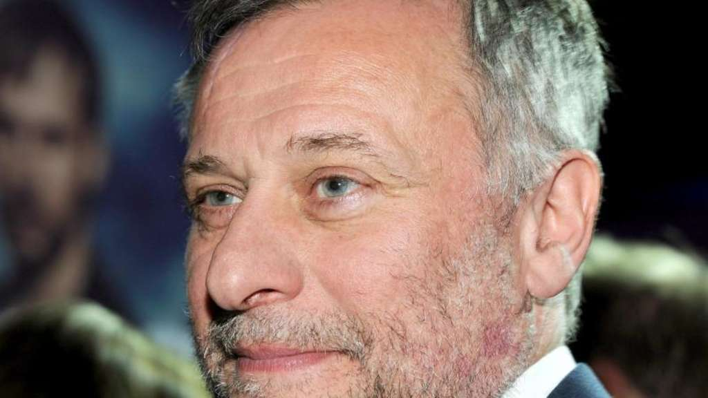 "Michael Nyqvist spielt im Action-Thriller ""Hunter Killer"" mit. Foto: Ursula Düren"