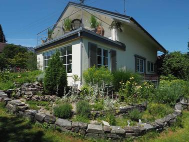 Gut gemocht Liebevolle Sanierung eines typischen 50er Jahre Altbaus   Baufamilie HV76