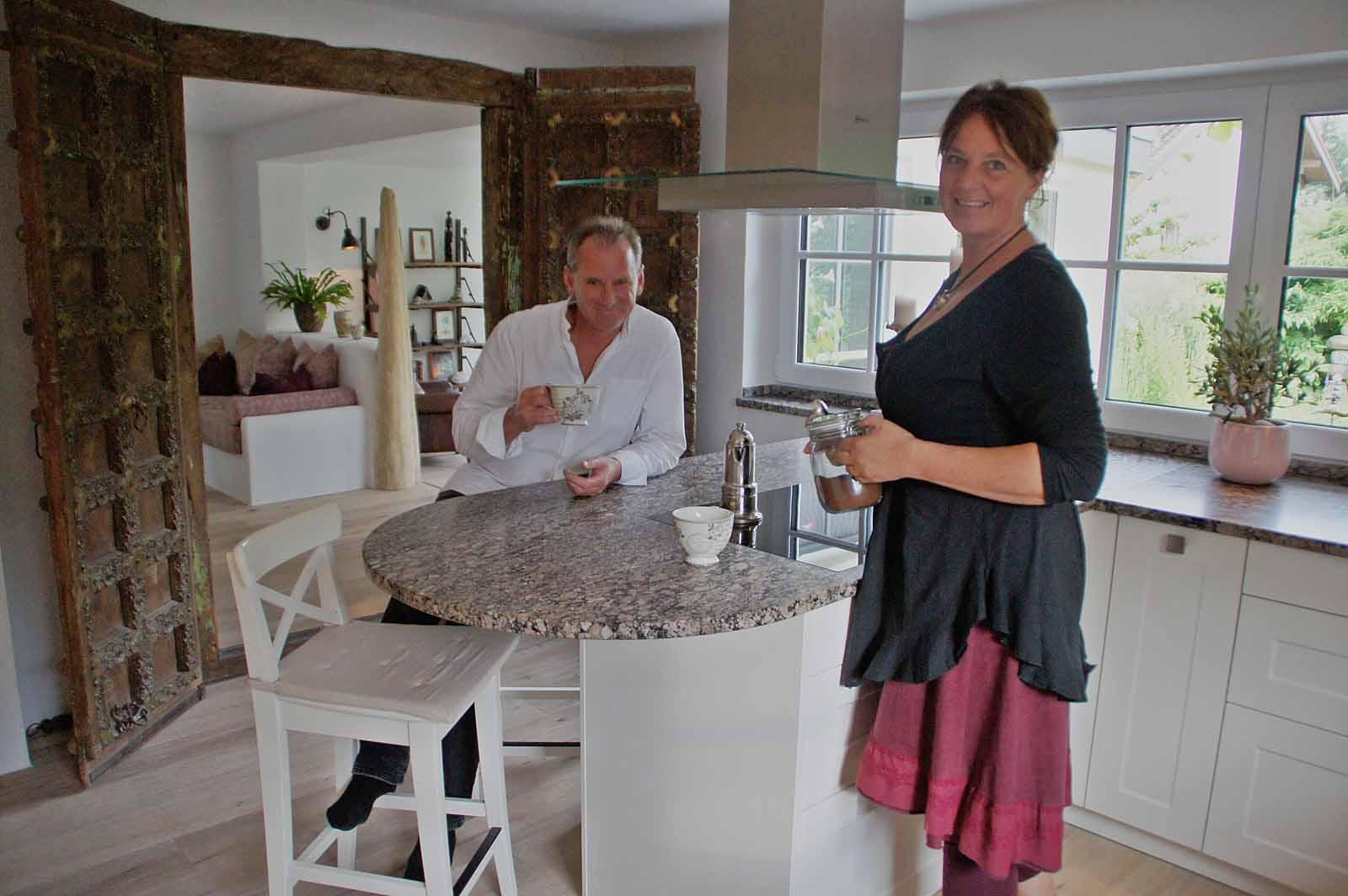 Liebevolle Sanierung eines typischen 50er Jahre Altbaus | Baufamilie