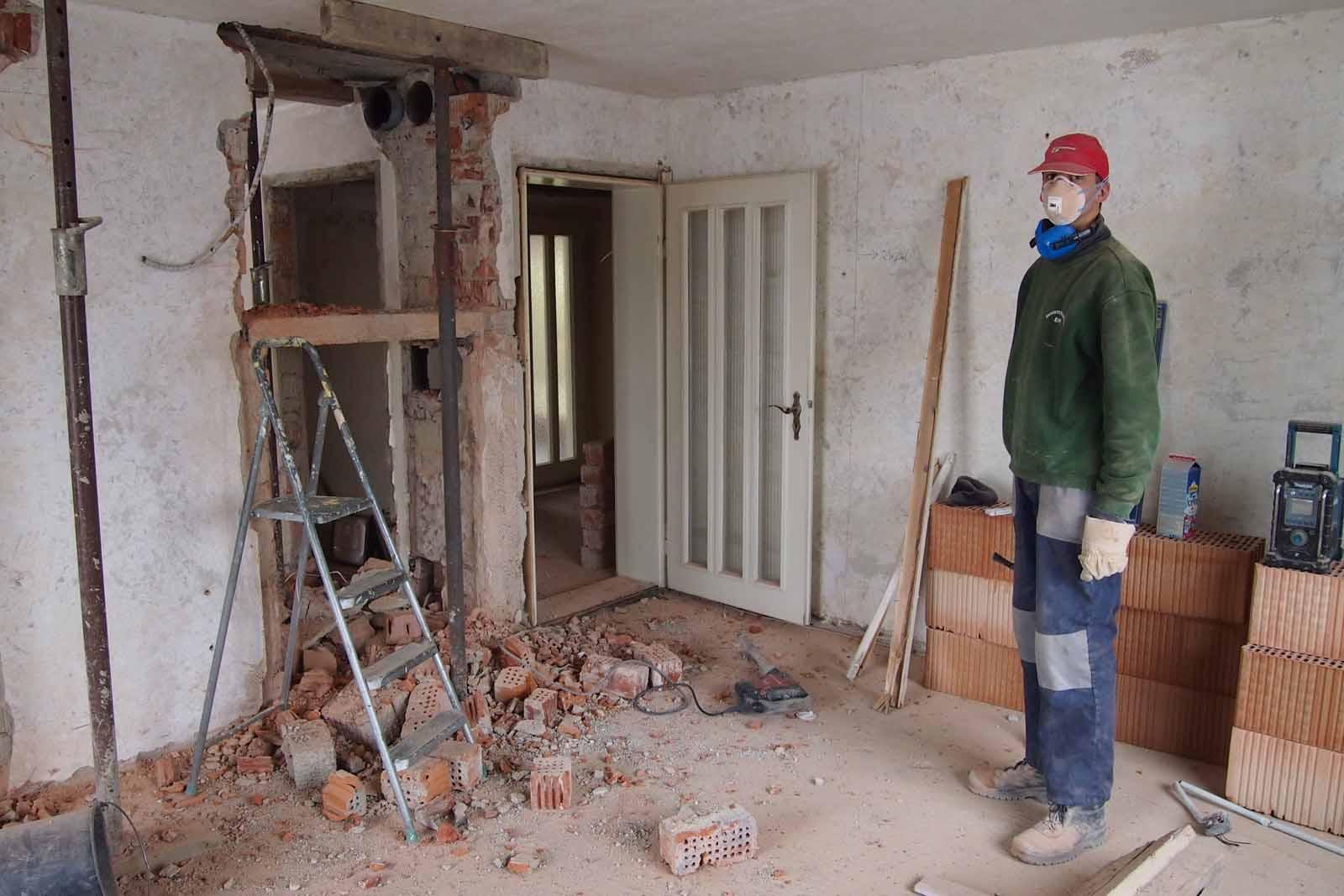 Liebevolle Sanierung Eines Typischen 50er Jahre Altbaus Baufamilie
