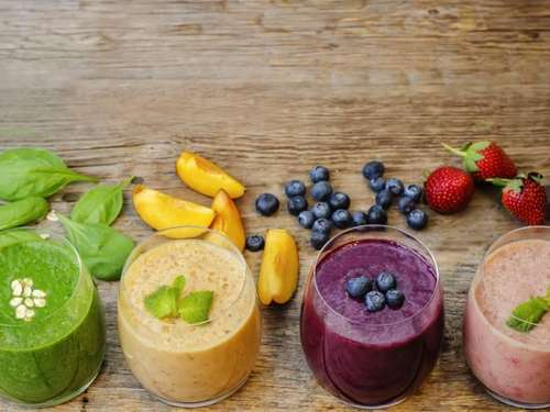 Smoothies: Ideale Resteverwerter