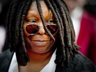 Whoopi Goldberg.
