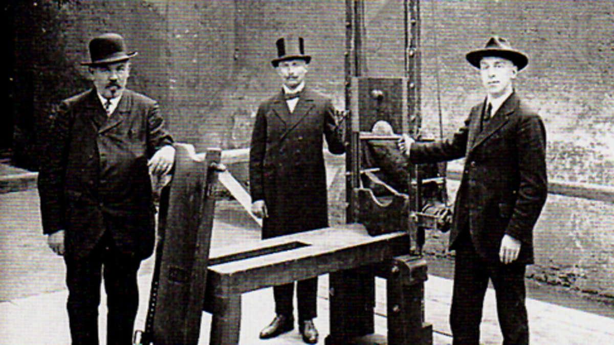 Stadtgeschichte Die Letzte Hinrichtung In Kempten Kempten