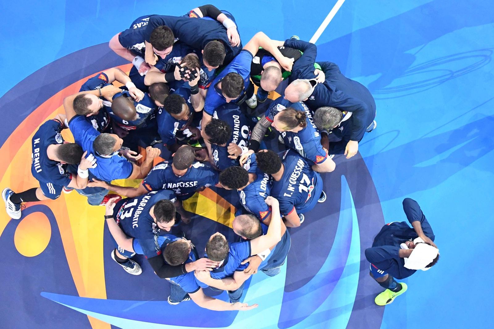 handball frankreich live