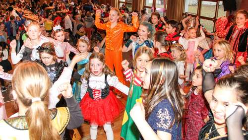 Kinderfasching in Weilheim