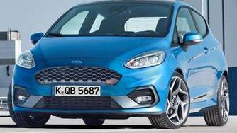 Neuer Ford Fiesta als ST-Sportversion