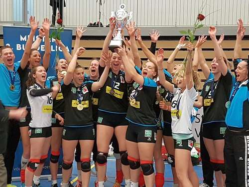AllgäuStrom Volleys holen Titel!