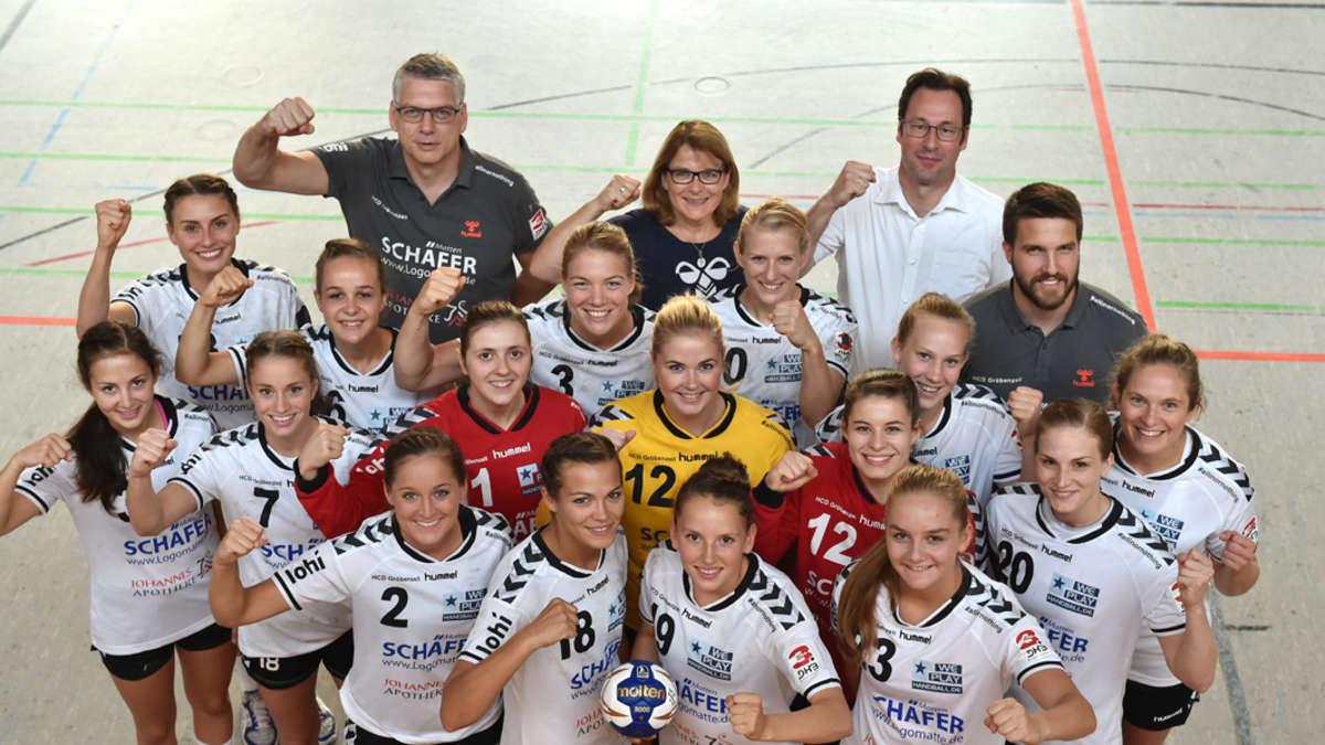 2 Bundesliga Handball Damen