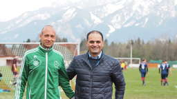 Neuer Trainer, neues Team
