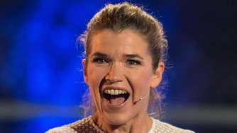 Rekord! So oft war Anke Engelke bei Günther Jauch