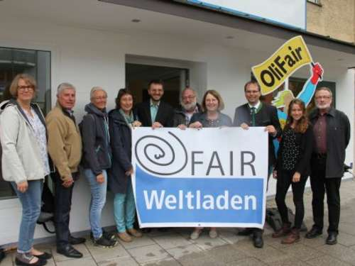 Neuer Fairtrade Laden in Olching