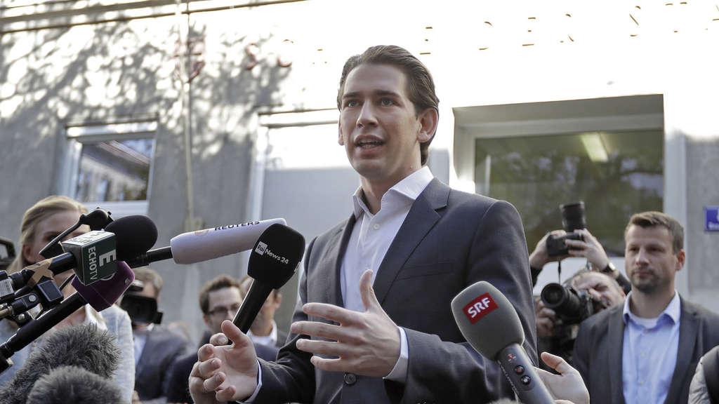 Wahl österreich Live