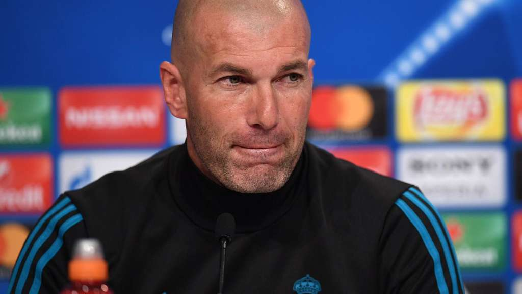 Pressekonferenz Real Madrid