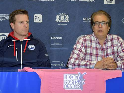 »Hockey fights Cancer«