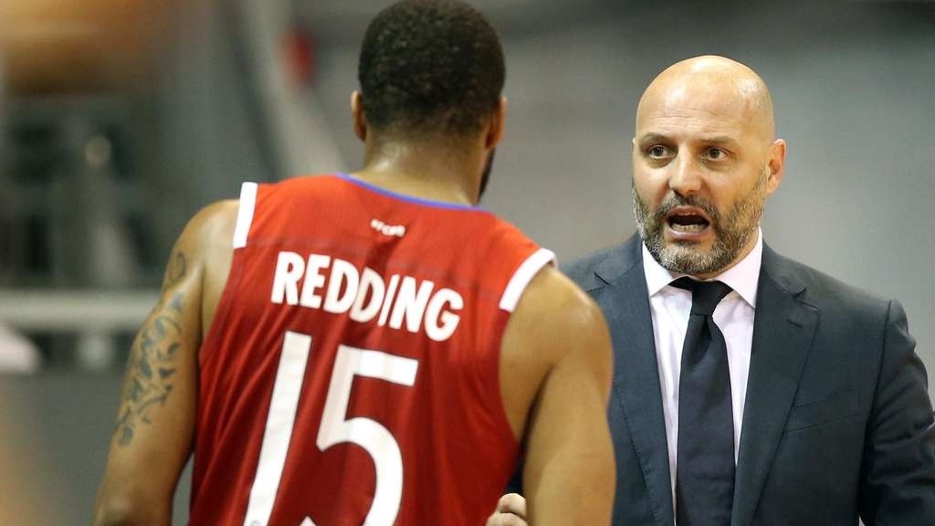 Basketball Bundesliga : FC Bayern Basketball vs Brose Basket Bamberg