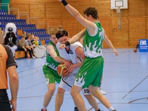 Landsberger Basketballer schnuppern lange am Sieg