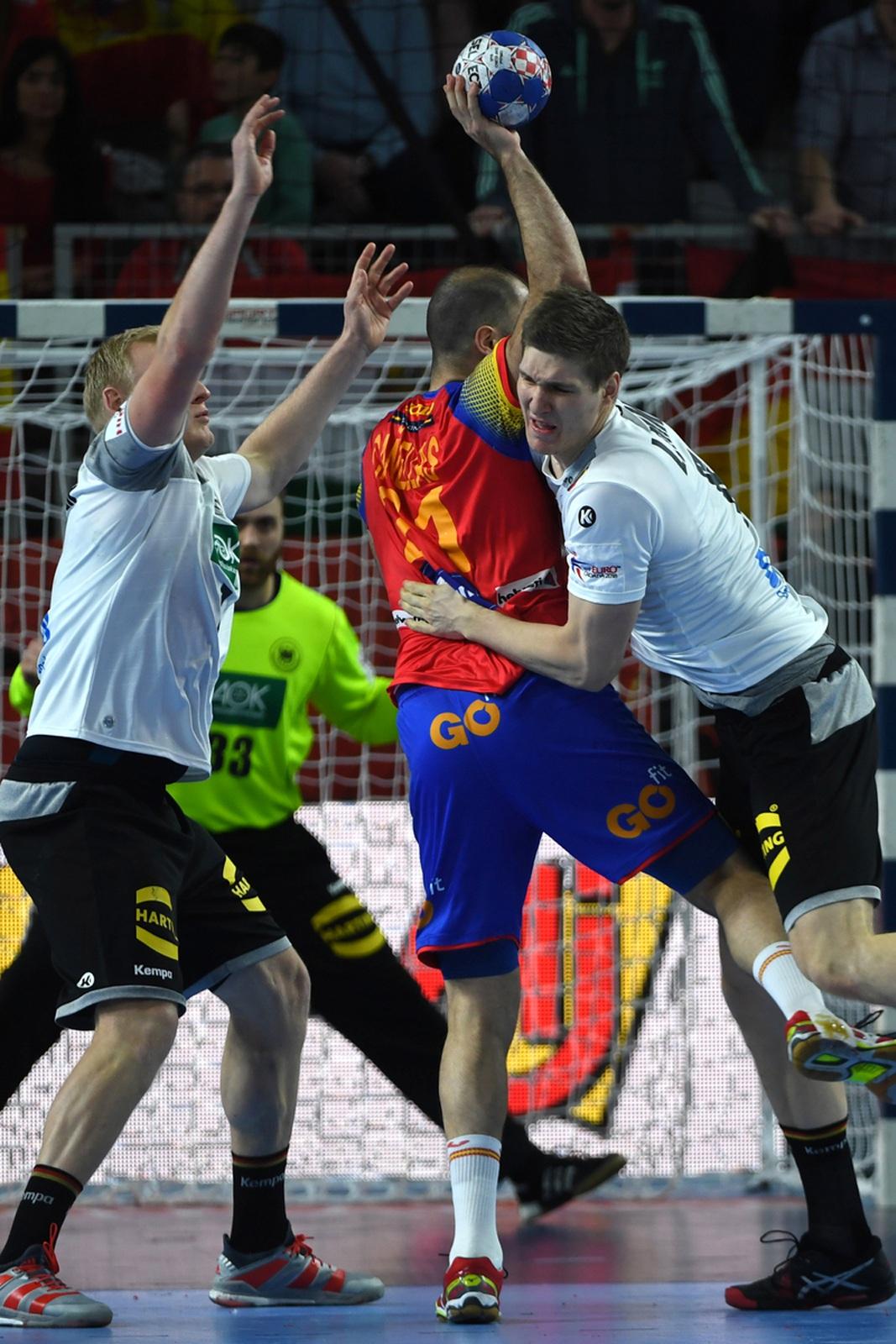 spanien deutschland handball live