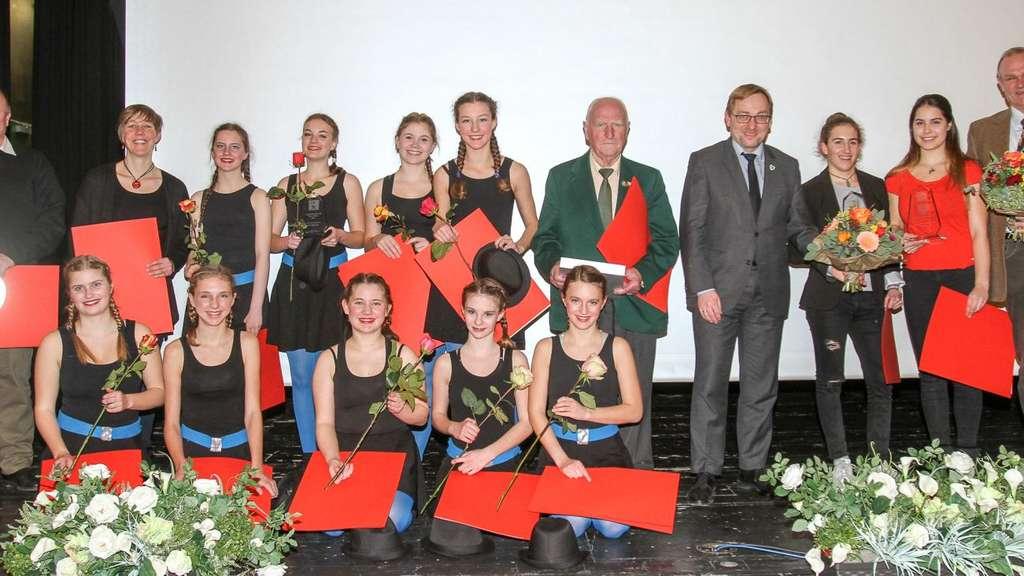 Sportler Des Jahres 2017 Ehrung In Murnau Weilheim
