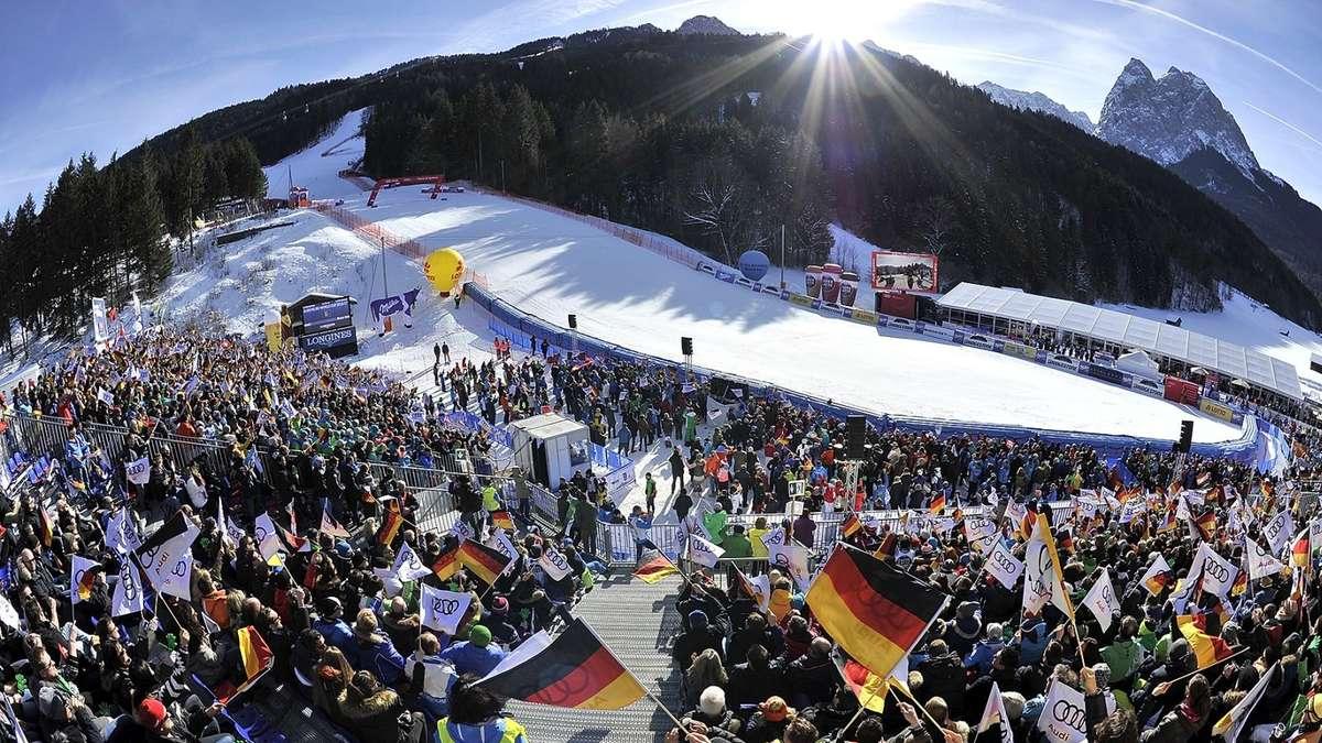 Riesenslalom Garmisch