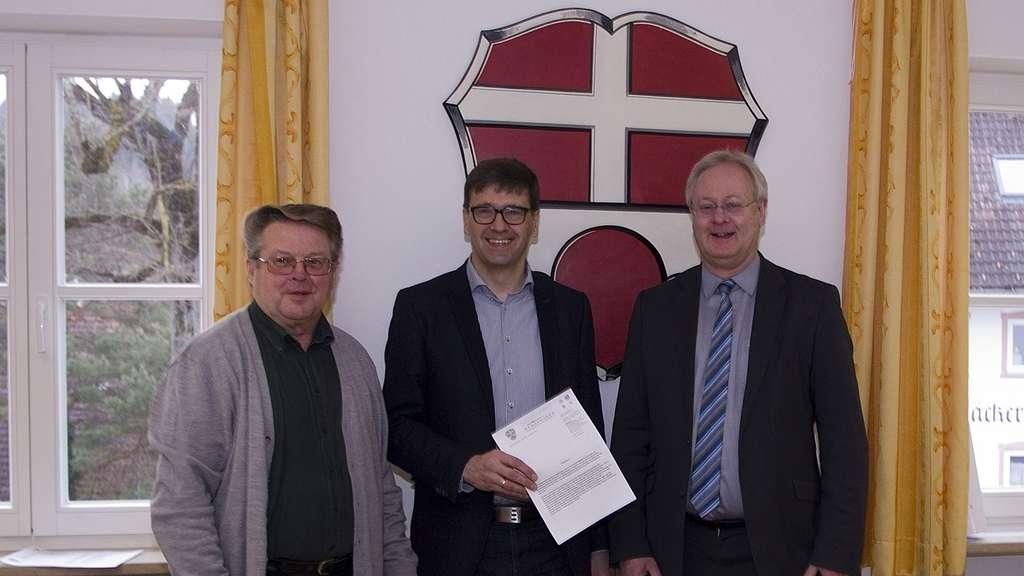Mehr Als Lokale Bedeutung Auerberg Gemeinde Will Für Probleme Im