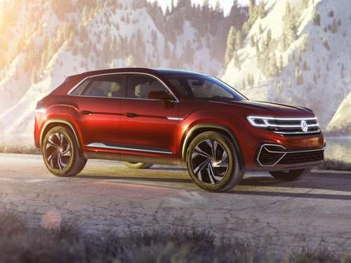 VW zeigt Atlas Cross Sport