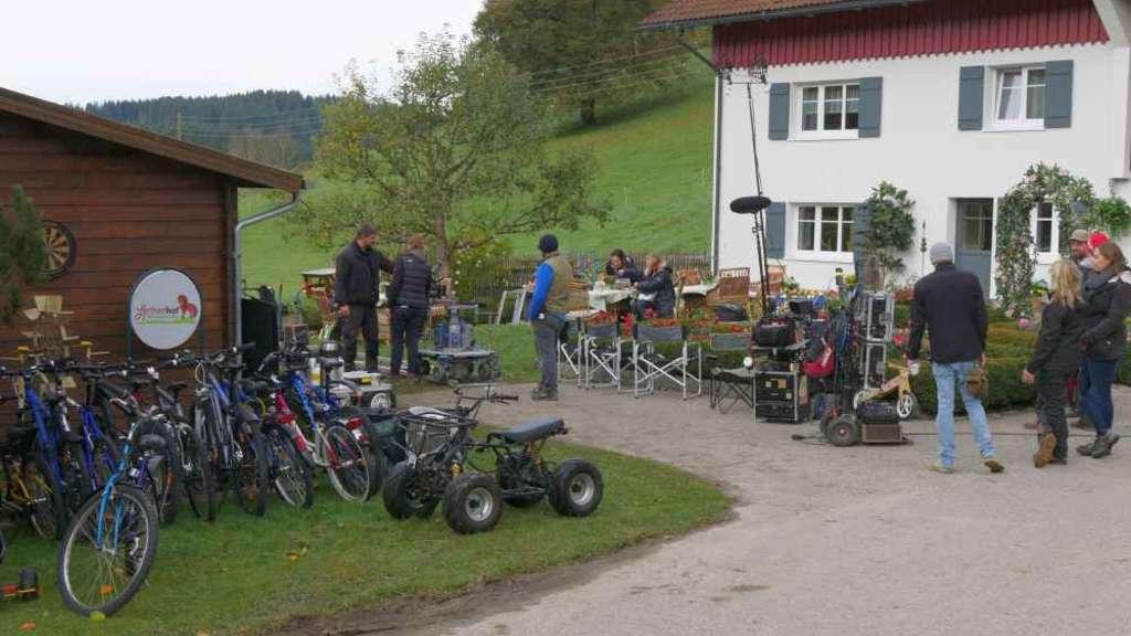 Daheim In Den Bergen Ard Filme Komplett Im Allgäu Gedreht Kempten