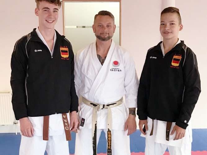 Karate: Füssener Junioren treten in Serbien an