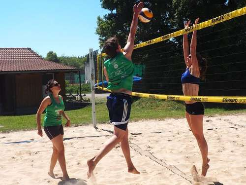 Beachvolleyballturniere in Penzing