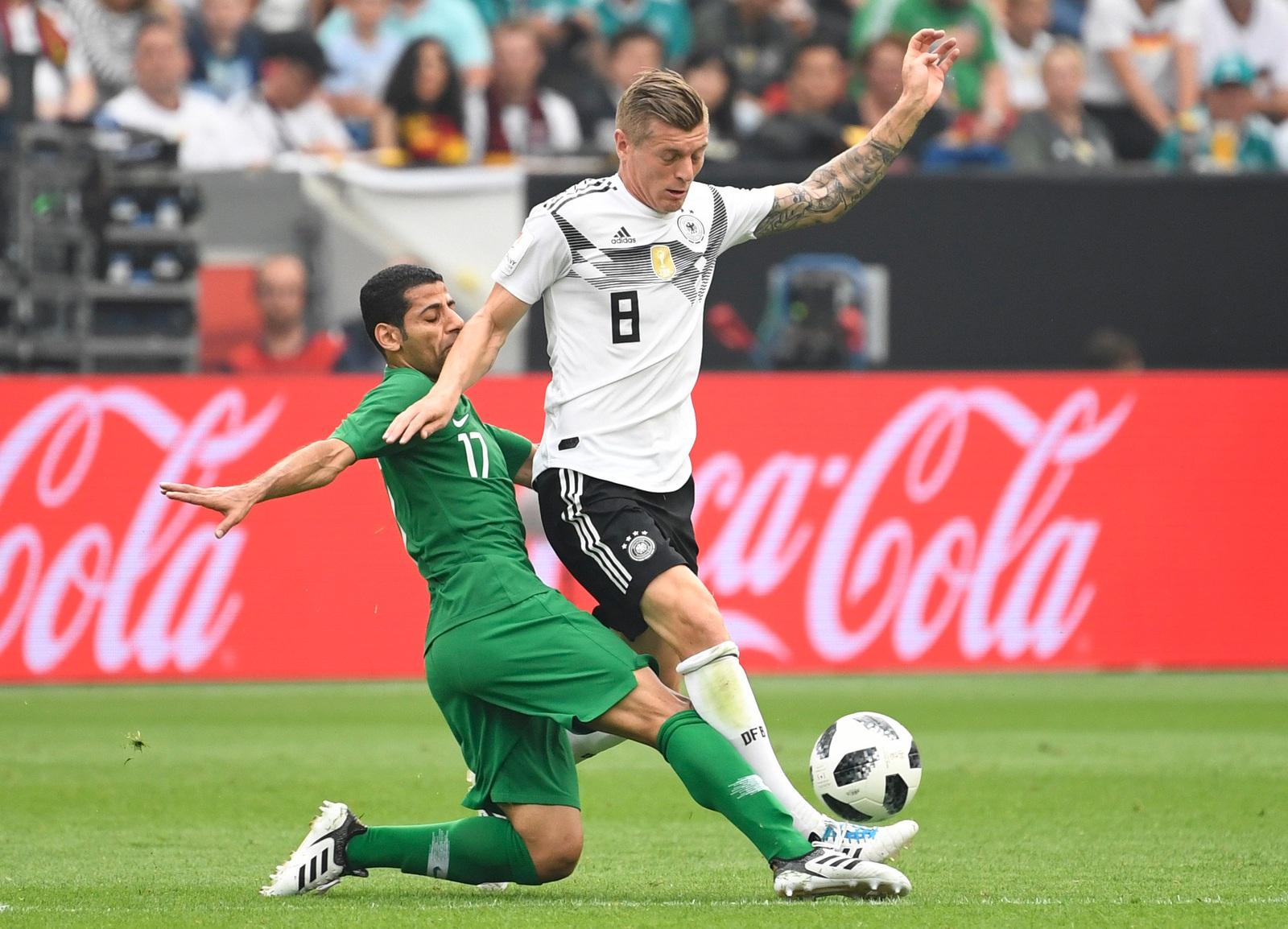 deutschland gegen saudi arabien