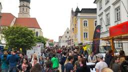 Streetfoodfestival in Füssen vom 31. August bis 2. September 2018