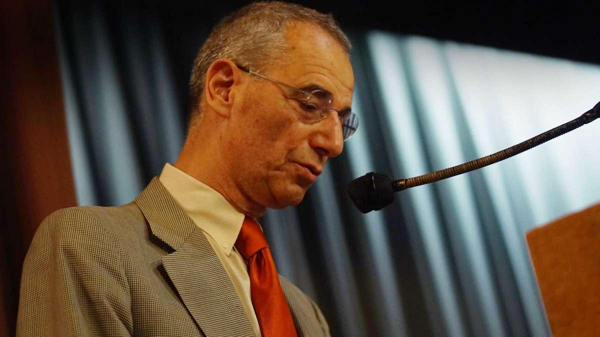 Prof Dr Michael Wolffsohn