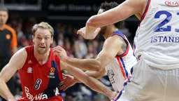 Euroleague-Start: FCB-Baskets kassieren heftige Klatsche