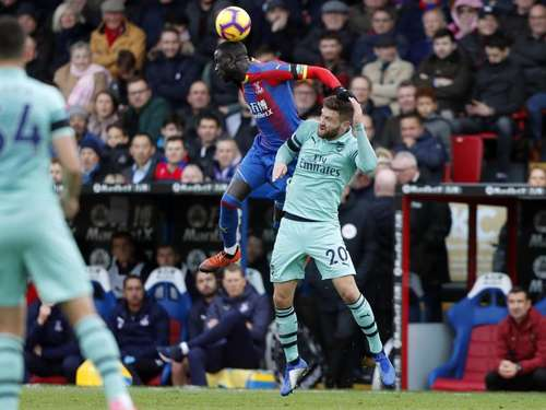 Arsenal-Serie endet bei Crystal Palace - Liverpool Erster