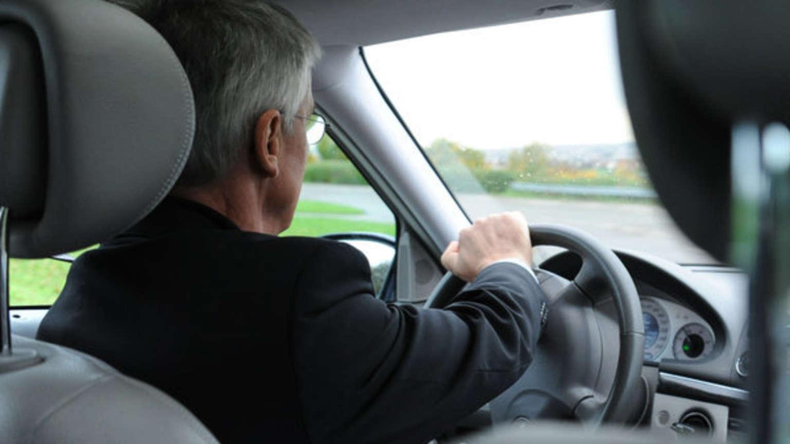 Sie halten sich für einen guten Fahrer? Diesen Fehler