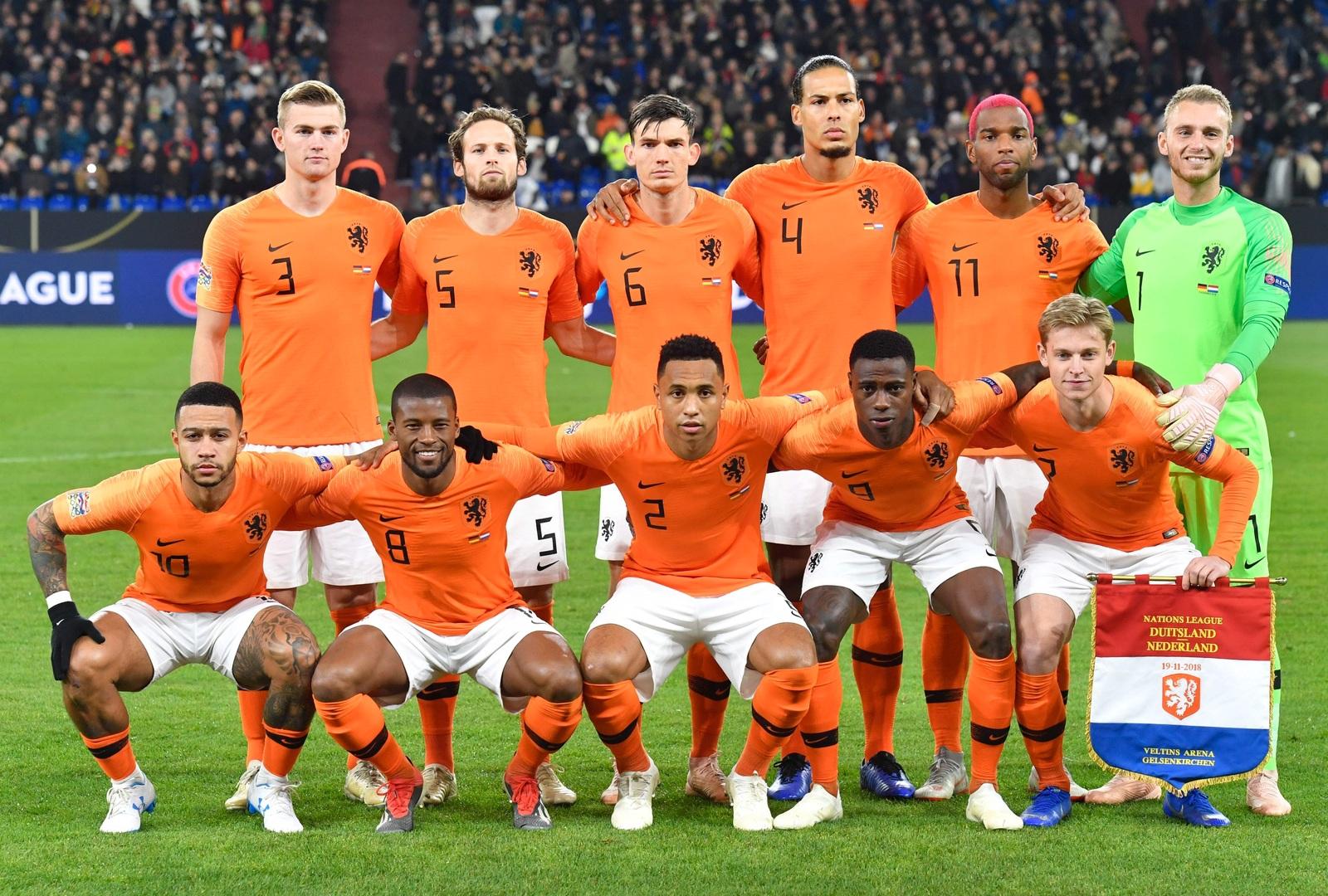 Tickets Deutschland Niederlande