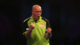 Darts-WM 2019: Michael van Gerwen besiegt Michael Smith