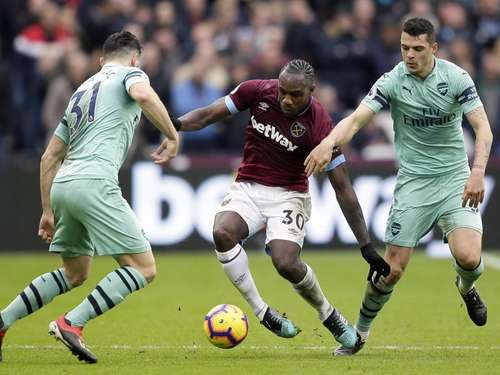 FC Arsenal verliert London-Derby bei West Ham United