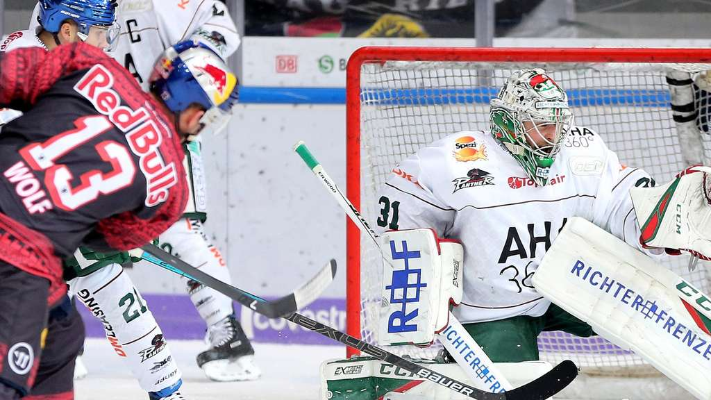 ICE HOCKEY - DEL, RB Muenchen vs Augsburg