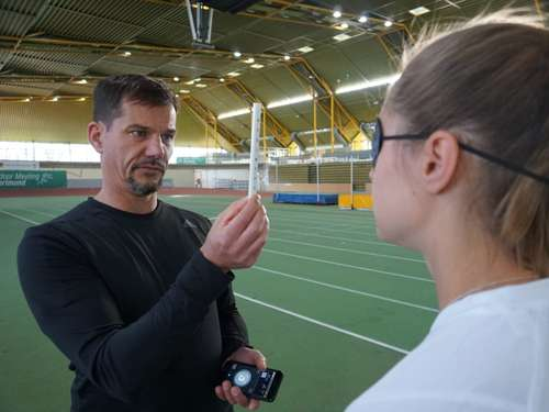 Interview: So macht Neuroathletik-Trainer Lienhard Sprint-Star Lückenkemper schnell