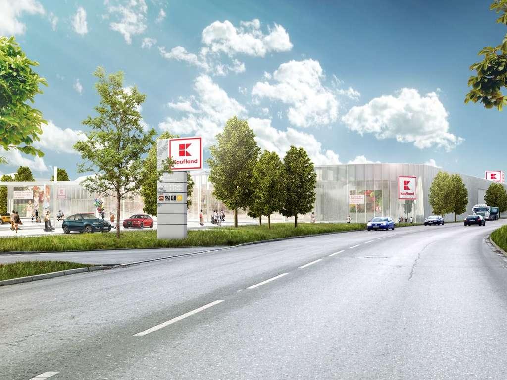 15 Millionen Euro Fur Neubau In Kaufbeuren Neuer Kaufland Markt Soll Zum Weihnachtsgeschaft Eroffnen Kaufbeuren