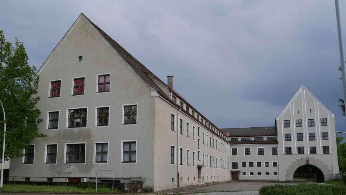 Erstaufnahmeeinrichtung Donauwörth